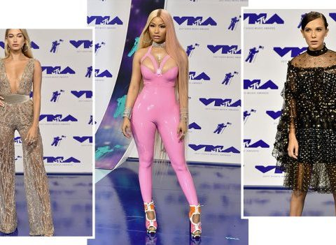 MTV VMA 2017: les looks plus dingues