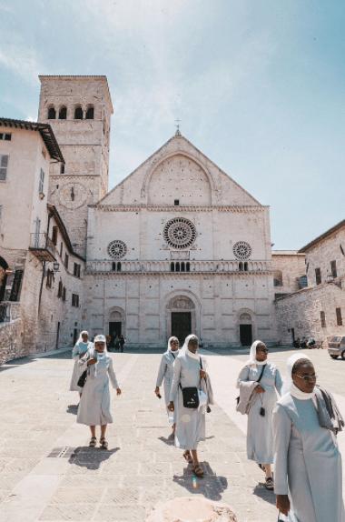 photos voyage église