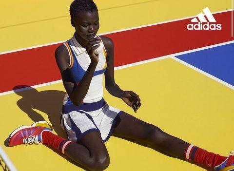 Tennis Collection by Pharrell Williams: pourquoi les non-sportifs vont la porter ?