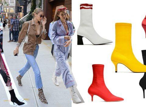 Les chaussures-chaussettes: on s'y met. Mais comment ?