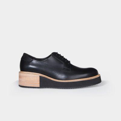 chaussure-derby-cuir-noir-plateforme