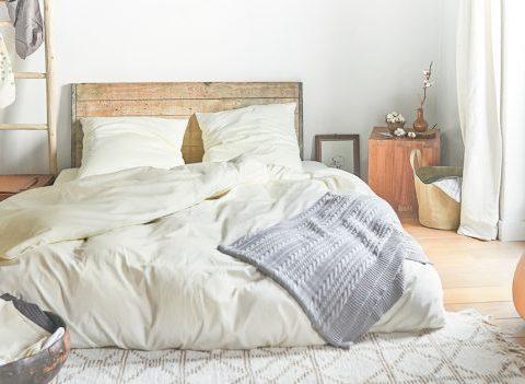 Pourquoi c'est important de dormir dans des draps en coton bio?