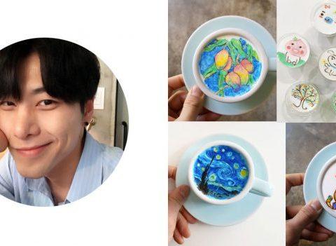 Qui est Lee Kang-bin, la star du CreamArt ?
