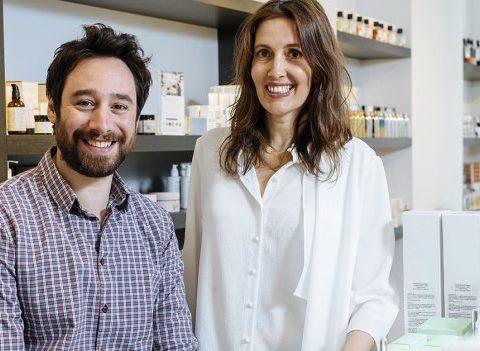 Le couple du vendredi: les fondateurs de Freshlab