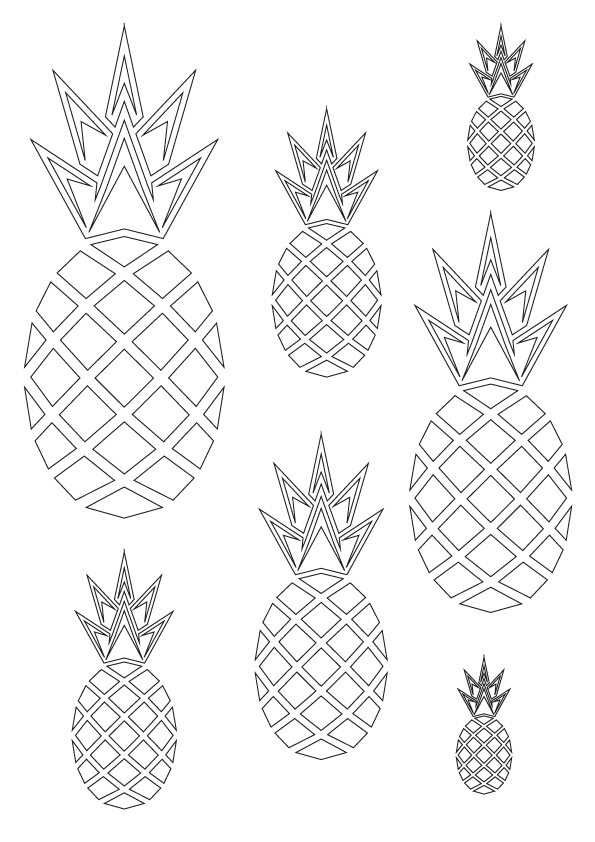 Diy Broderie Le T Shirt Brodé Ananas à Faire Soi Même