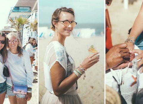 Découvrez les photos de la ELLE Beach Day 2017