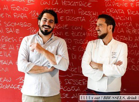 RECETTE DE CHEF : LES BOTTONI CACIO E PEPE DU RESTAURANT RACINES