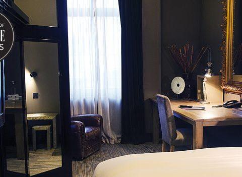 Hotel Les Nuits : des chambres uniques décorées avec goût