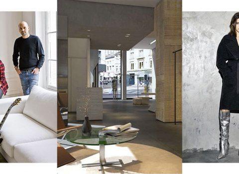 La marque IRO ouvre ses deux premières boutiques en Belgique