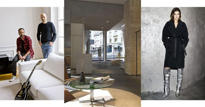 iro ouvre ses deux premi res boutiques en belgique. Black Bedroom Furniture Sets. Home Design Ideas