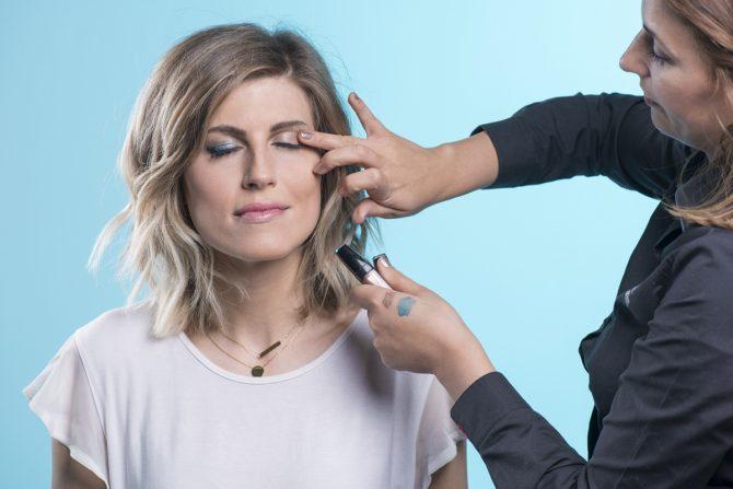 TUTO : copier le make-up des stars en festival - 2