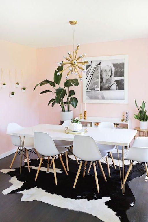 Deco: zo voeg je een vleugje millennial pink toe aan je interieur - 1