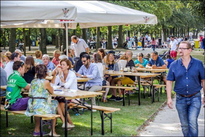 5 goede redenen om naar het festival eat! BRUSSELS, drink! BORDEAUX te gaan - 5