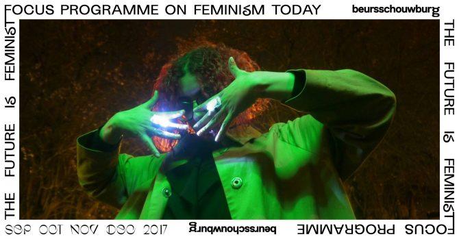 agenda du week-end : the future is feminist