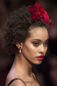 On copie: les plus beaux make-up repérés sur les catwalks - 1