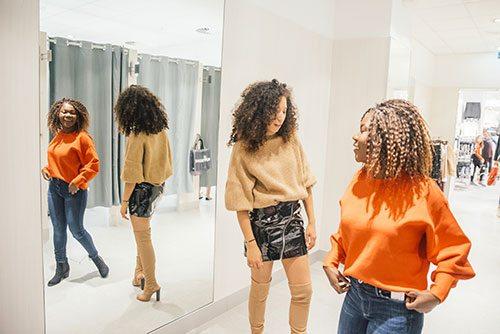 La réouverture d'H&M au Woluwé Shopping Center - 6