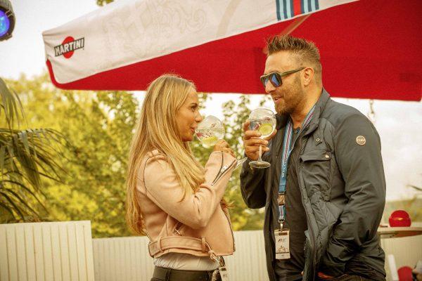 Martini Terrazza – Formule 1 Francorchamps – 25/08/2017