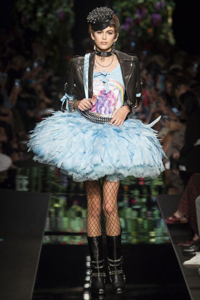 Les fashion weeks du spectacle et des grands shows : Moschino - 3
