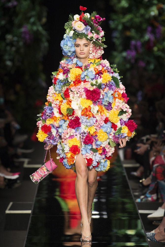 Les fashion weeks du spectacle et des grands shows : Moschino - 1