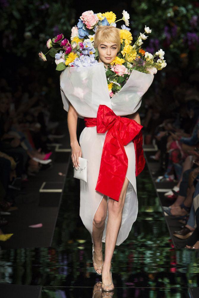 Les fashion weeks du spectacle et des grands shows : Moschino - 2