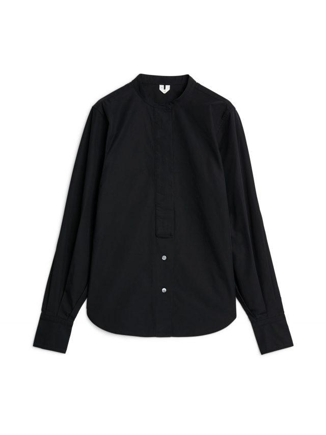 Chemise à manches bouffantes, 55€