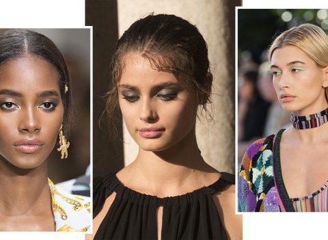 On copie: les plus beaux make-up repérés sur les catwalks