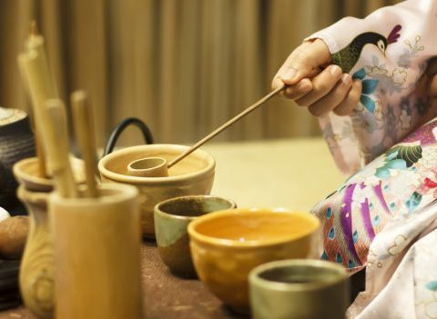 Une cérémonie du thé japonaise, ça se passe comment?