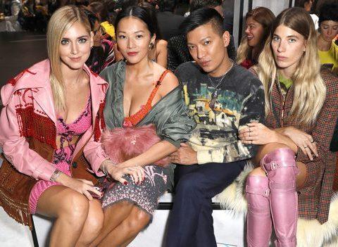 Qui sont les people qu'on a repérés à la Fashion Week de Milan ?