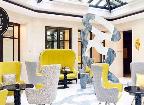 Retrouvez le prestige de Paris dans le somptueux Hôtel Burgundy