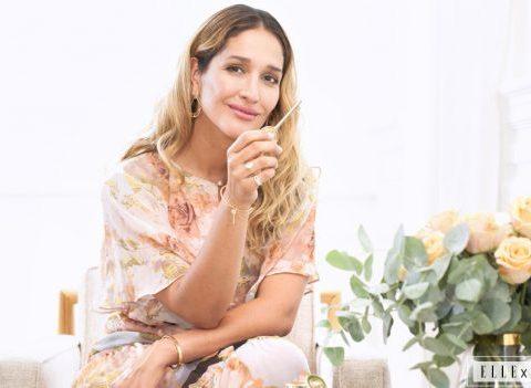 Tiany Kiriloff, visage de la nouvelle campagne digitale d'Estée Lauder Europe