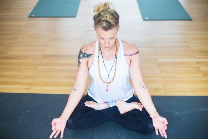 On a testé : un cours de Vinyasa Flow chez Yoga Everest à Bruxelles - 1