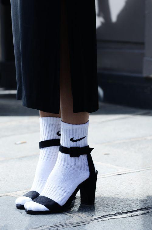 Comment porter les chaussettes de sport ? - 5
