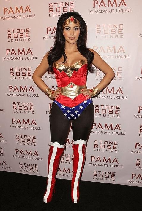 Costumes d'Halloween des Kardashian