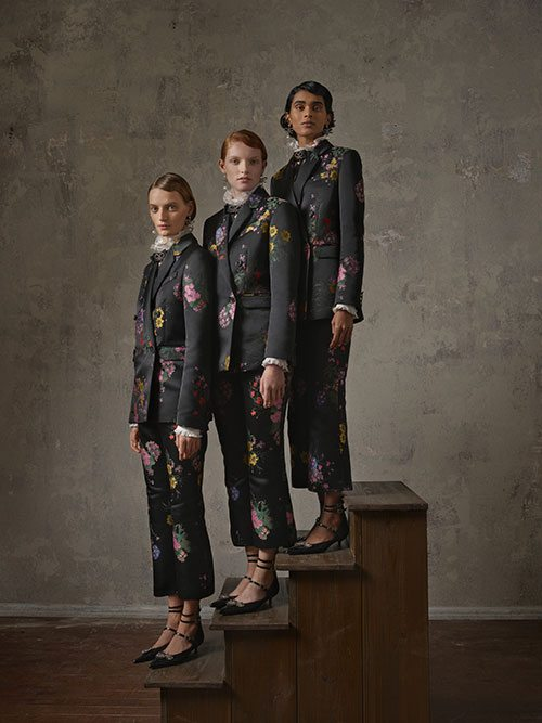 collection erdem x h&m