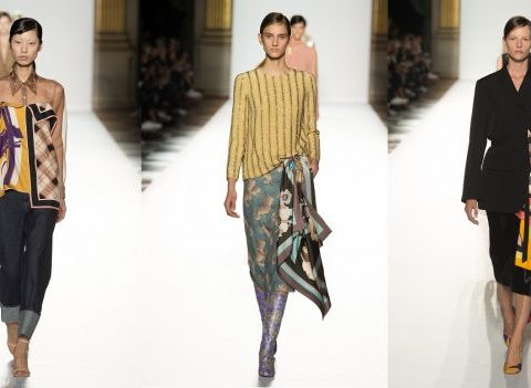 Dries Van Noten hisse les foulards
