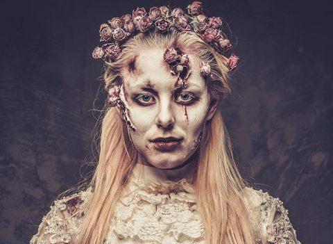 Top 10 des make-up les plus terrifiants d'Halloween