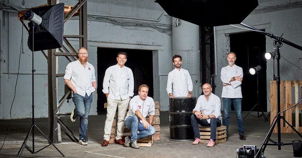 Qui sont les rockstars de la cuisine belge ?