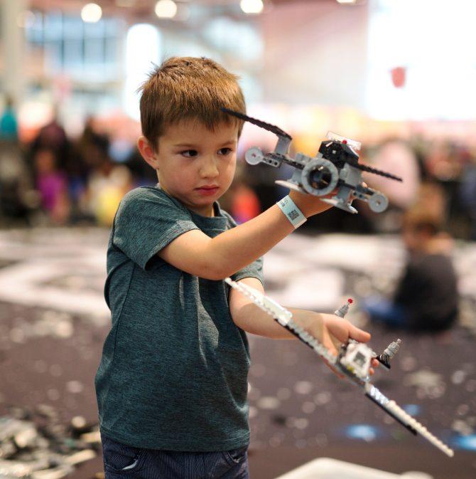 3 millions de LEGO : la bonne idée pour occuper les enfants pendant les congés - 1