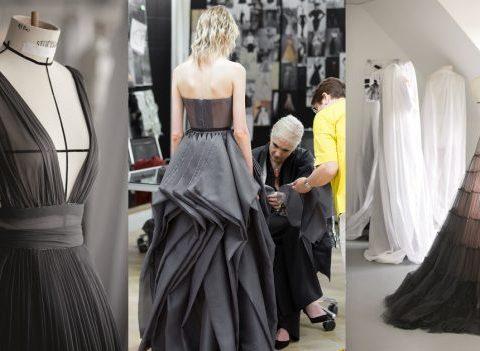« Petites mains » aux doigts Dior