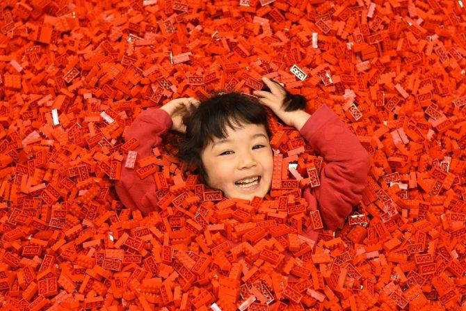 3 millions de LEGO : la bonne idée pour occuper les enfants pendant les congés - 3