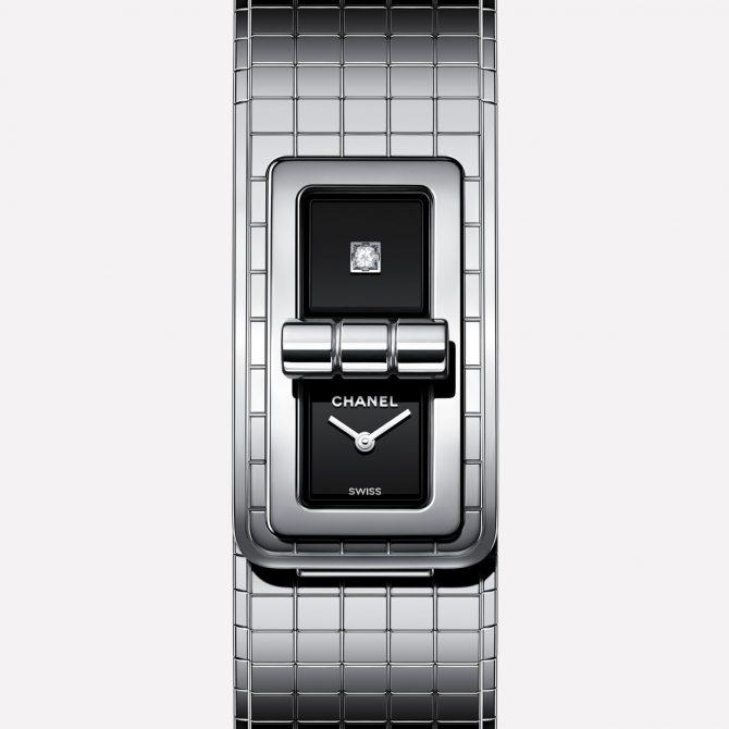 Code Coco: Chanel dévoile une nouvelle montre - 1