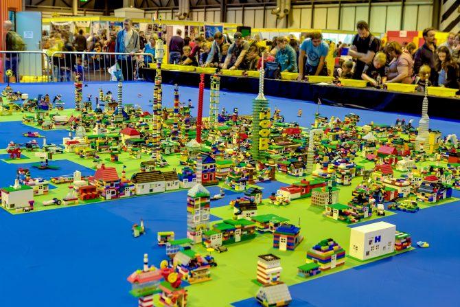 3 millions de LEGO : la bonne idée pour occuper les enfants pendant les congés - 2