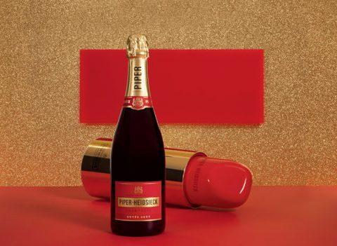 Must-have : Le champagne lipstick de Piper-Heidsieck