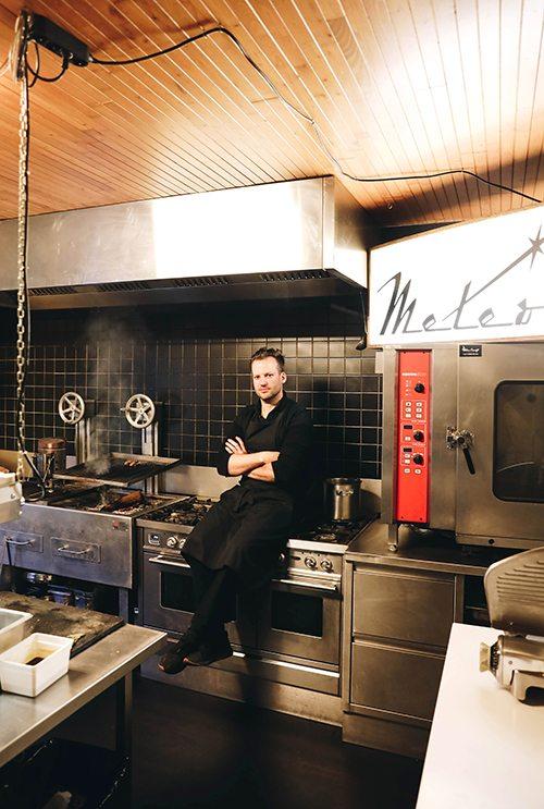 La recette insolite et 100% noire du chef Maarten Van Essche pour Eatcolor - 1