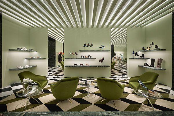 À quoi ressemble la boutique Prada à Bruxelles ? - 3
