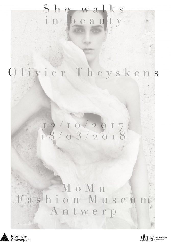 Olivier Theyskens au MoMu : la mémoire réactivée - 10