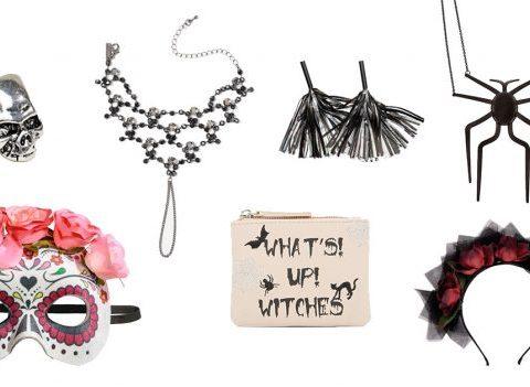 15 accessoires mode pas chers (mais indispensables) pour Halloween