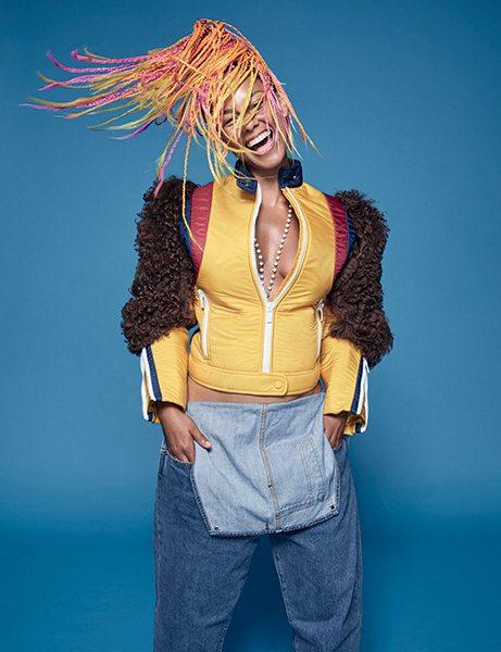 Comment Alicia Keys s'est-elle débarrassée de son acné ? - 1