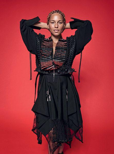 Comment Alicia Keys s'est-elle débarrassée de son acné ? - 2