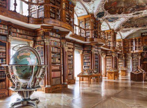 Quelles sont les plus belles bibliothèques du monde?